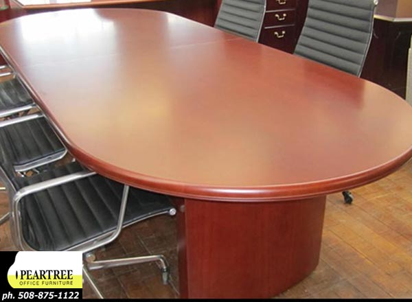 Baldwin 10′ Cherry Conference Table