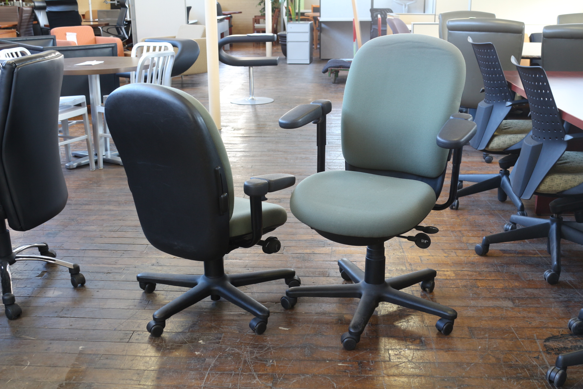 Steelcase 'Drive' Sage Task Chair