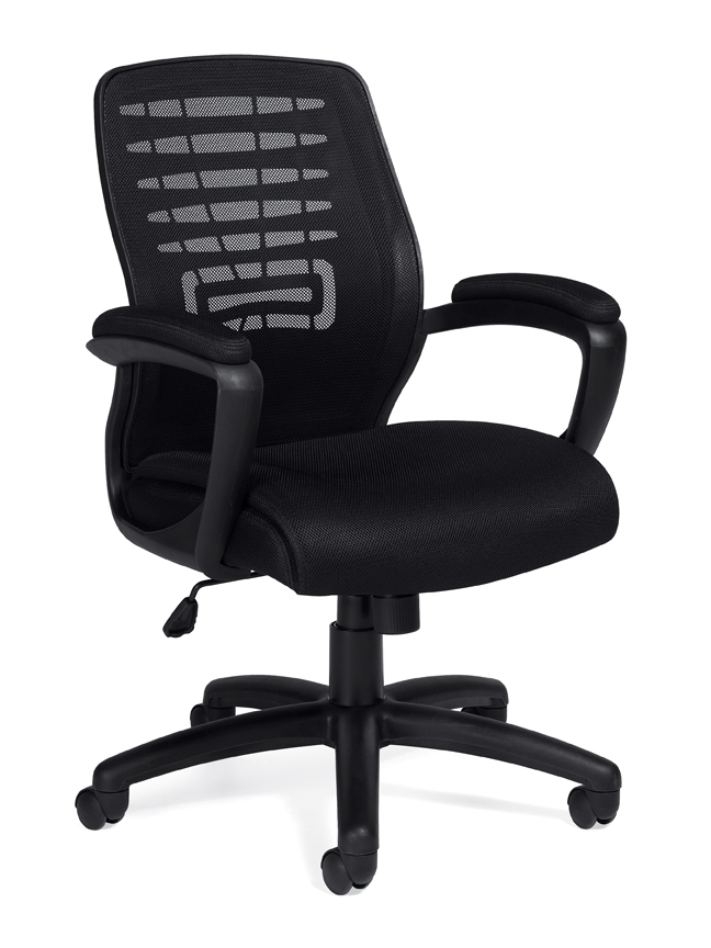 Mesh Back Managers Chair – Free Shipping
