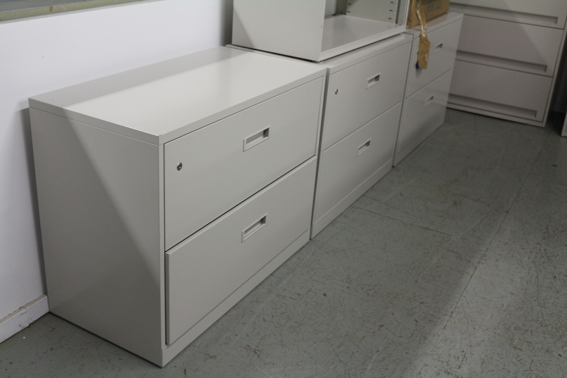 Steelcase 2-Drawer Lateral File Cabinet