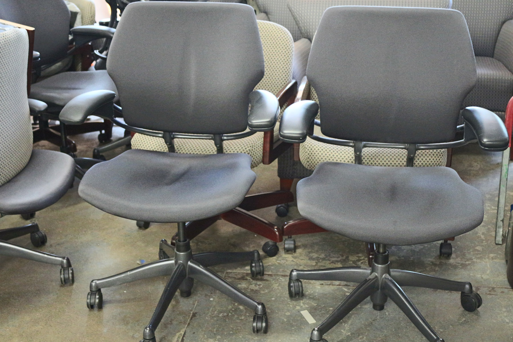 Human Scale Liberty Chairs