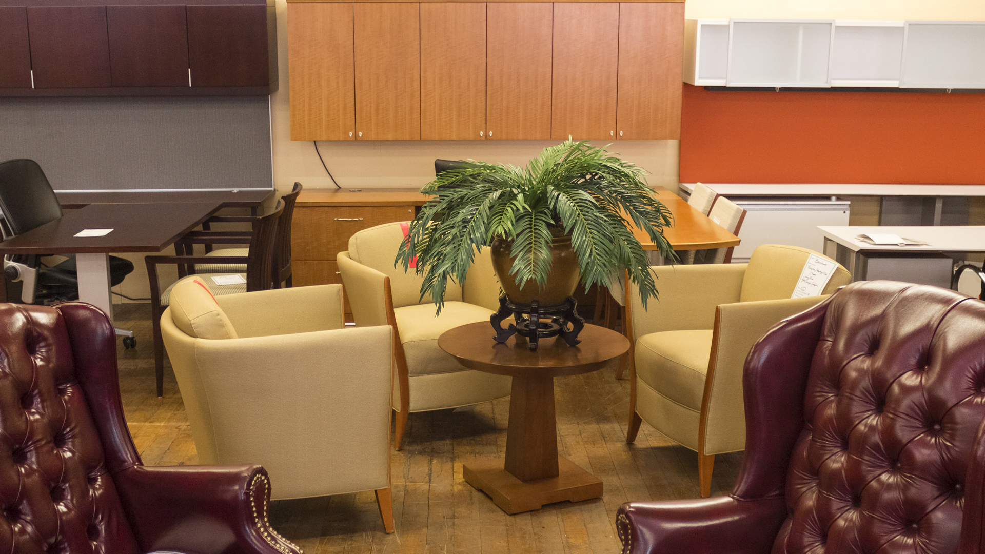 Peartree Office Furniture Featured in Metro West Daily News