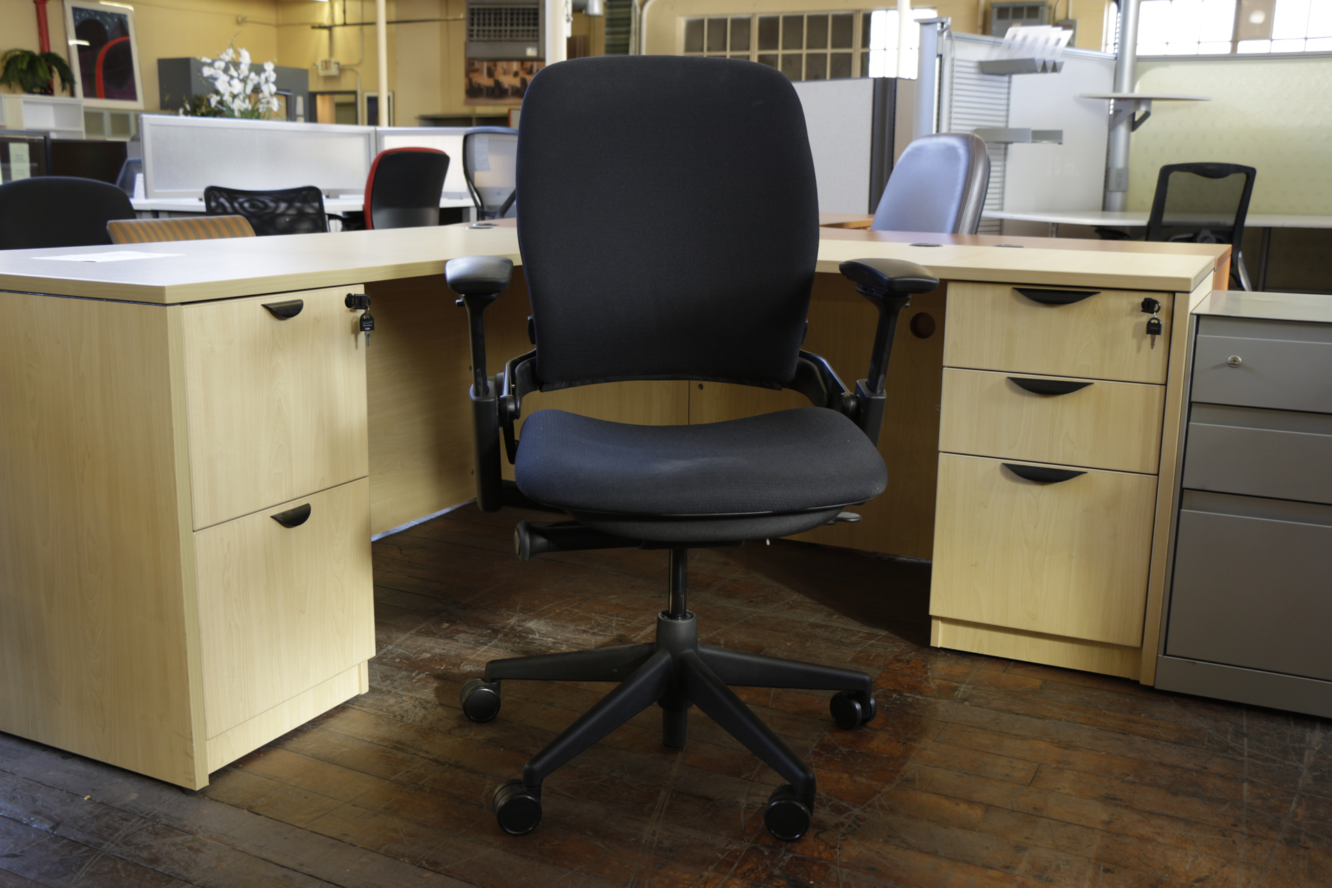 Steelcase Leap Chair (Used)