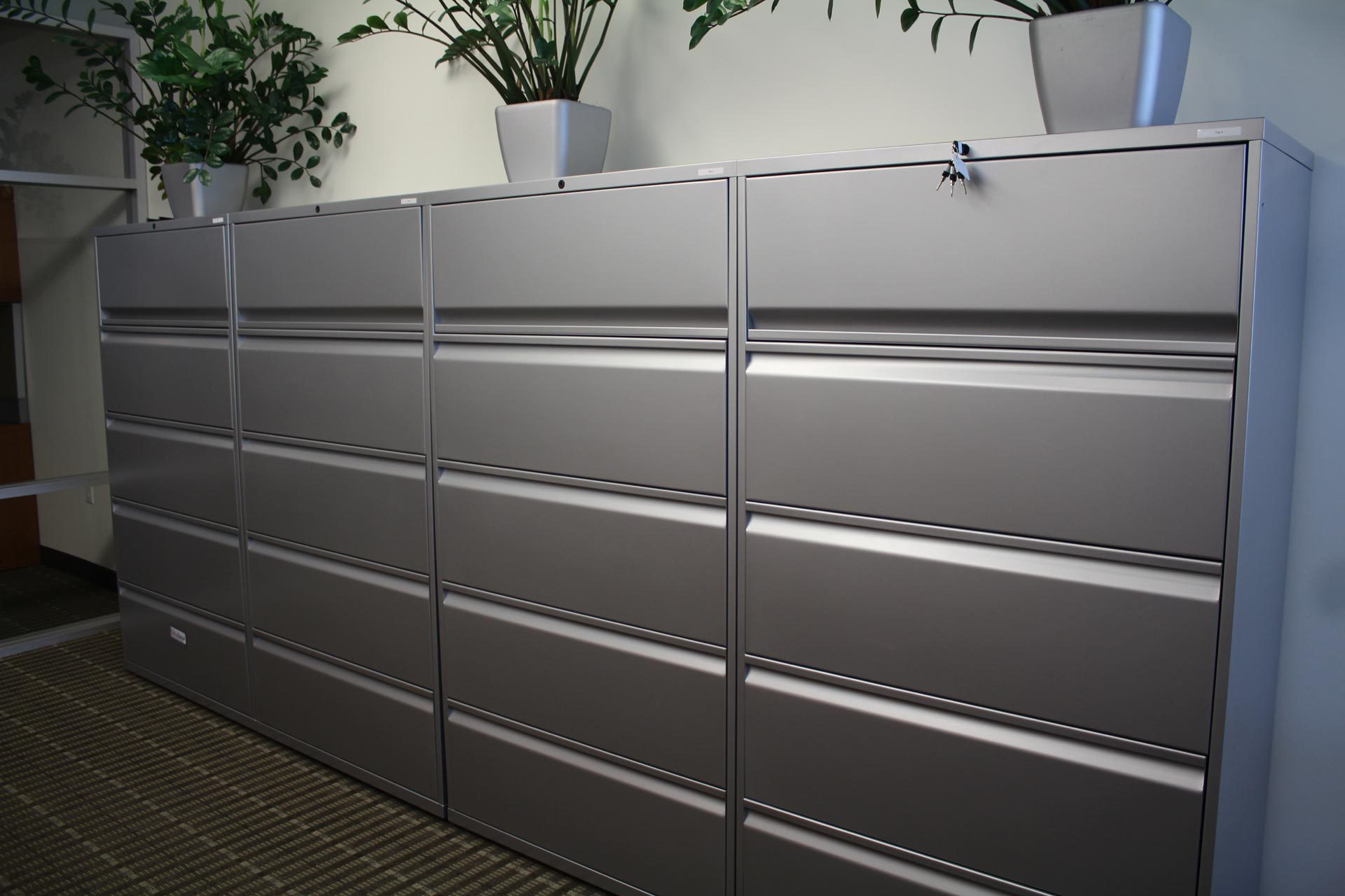 Knoll Callibre 5 drawer