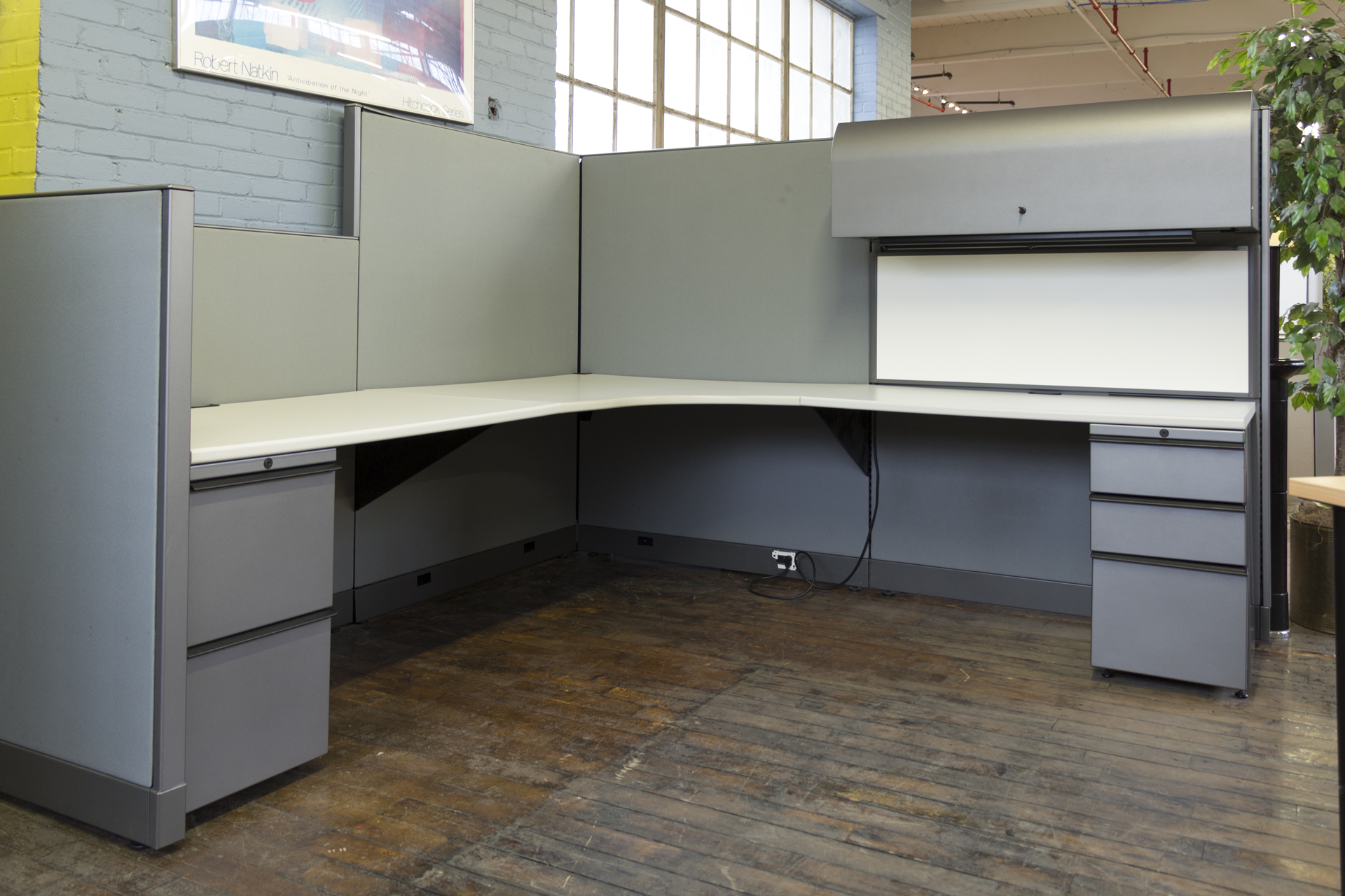 Knoll Morrison 8′ x 8′ Workstation / Cubicles
