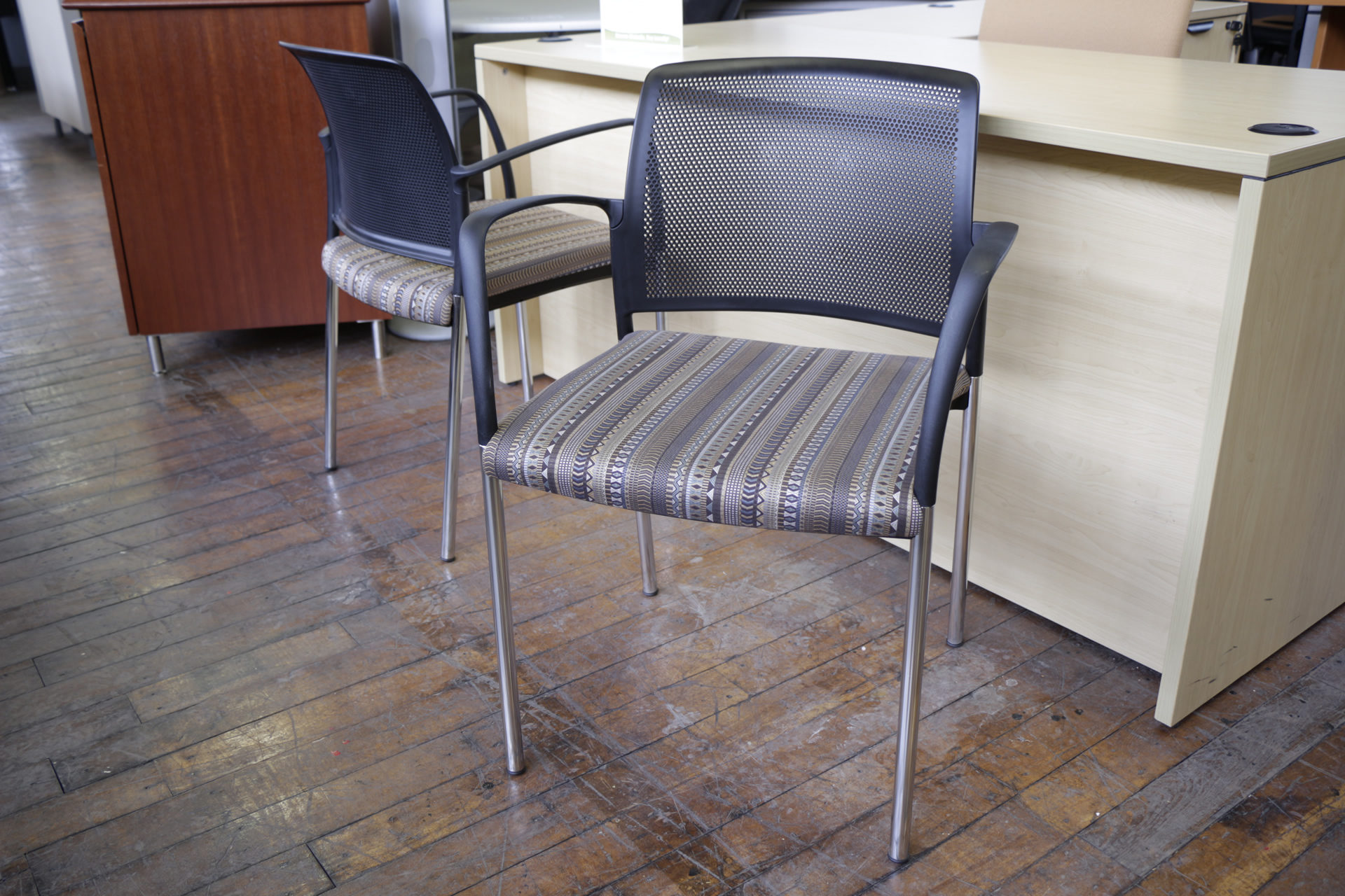 Tayco 'Mars' Stack Chairs