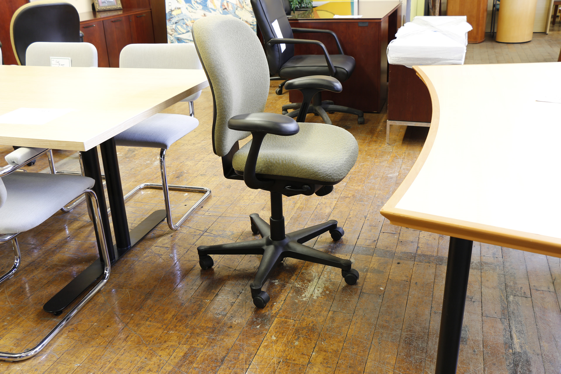 Herman Miller Ambi Chairs