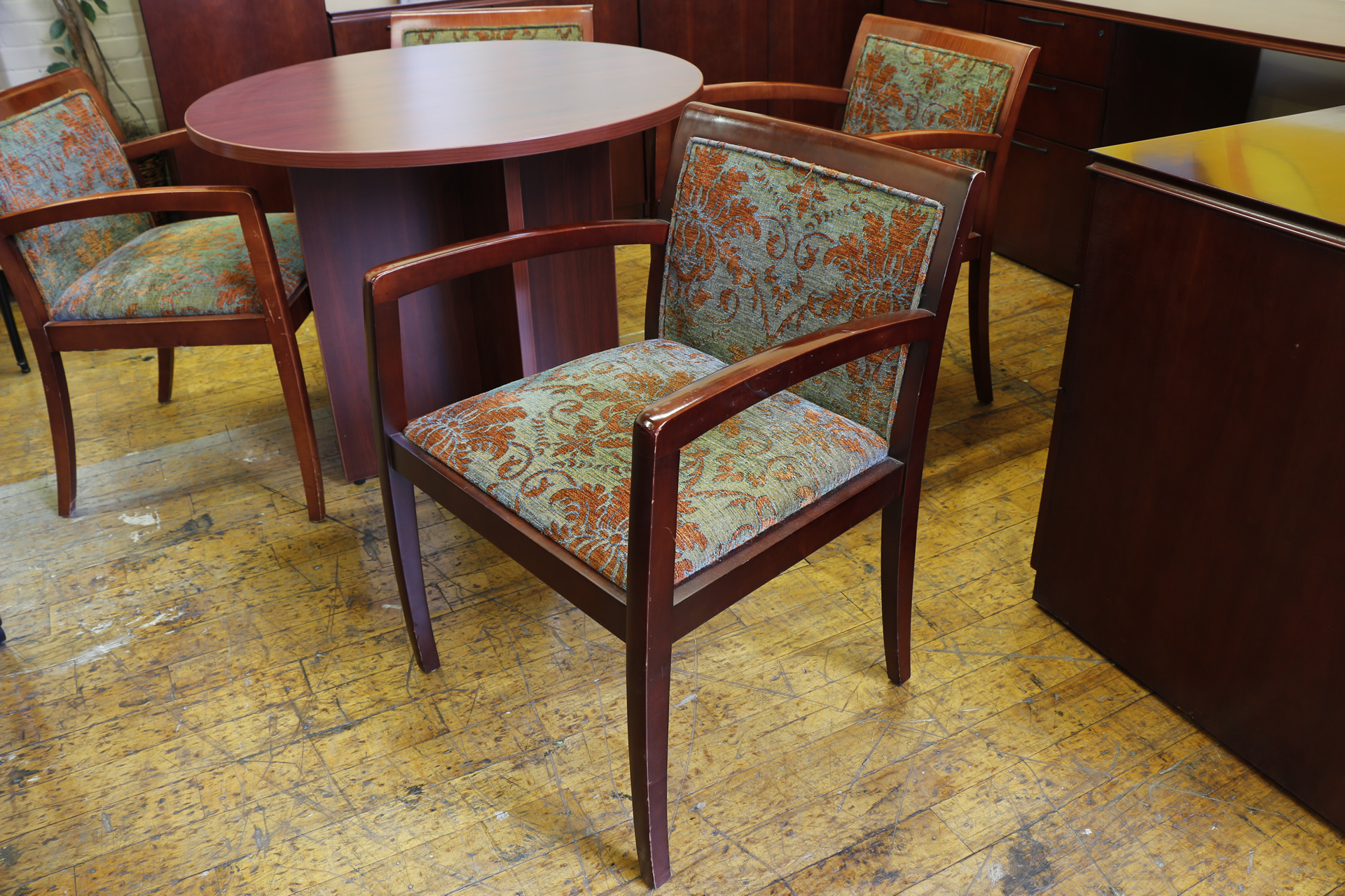 Bernhardt Delaney 1514 Side Chairs