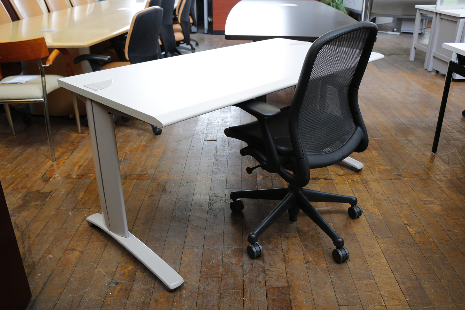 Steelcase Ellipse Training Tables