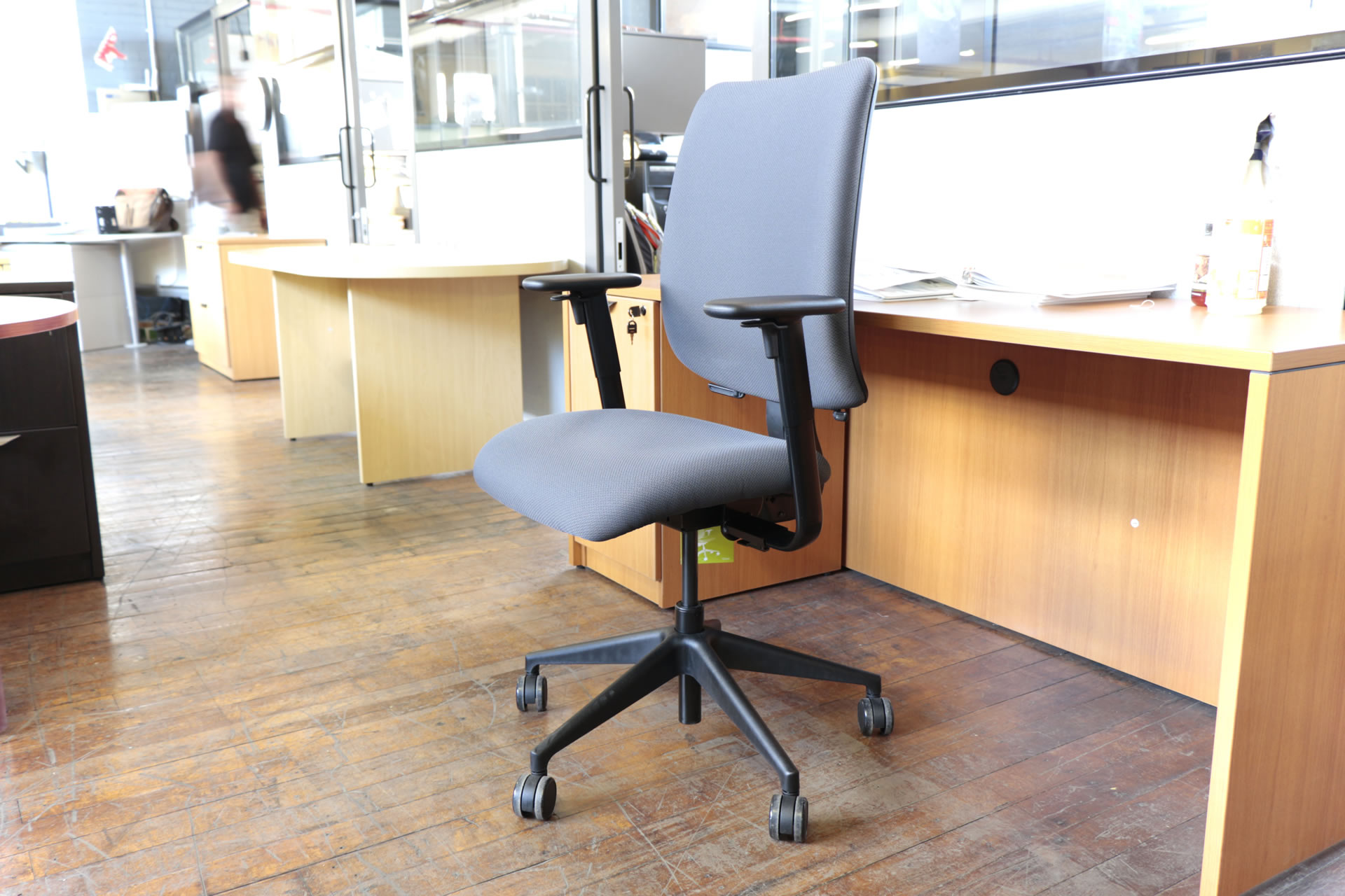 Steelcase Crew Task Chairs