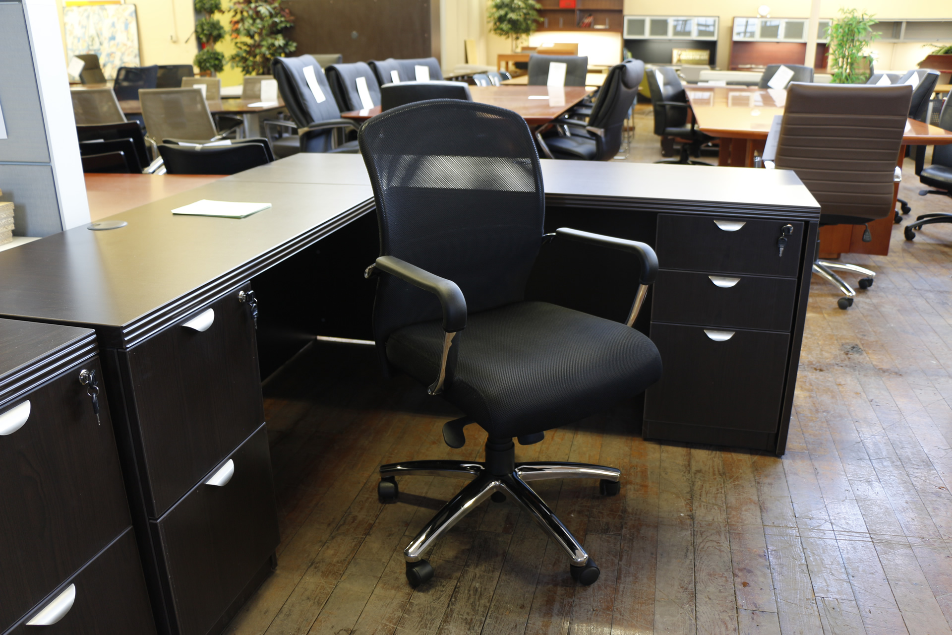 OTG Mesh Back Managers Chairs