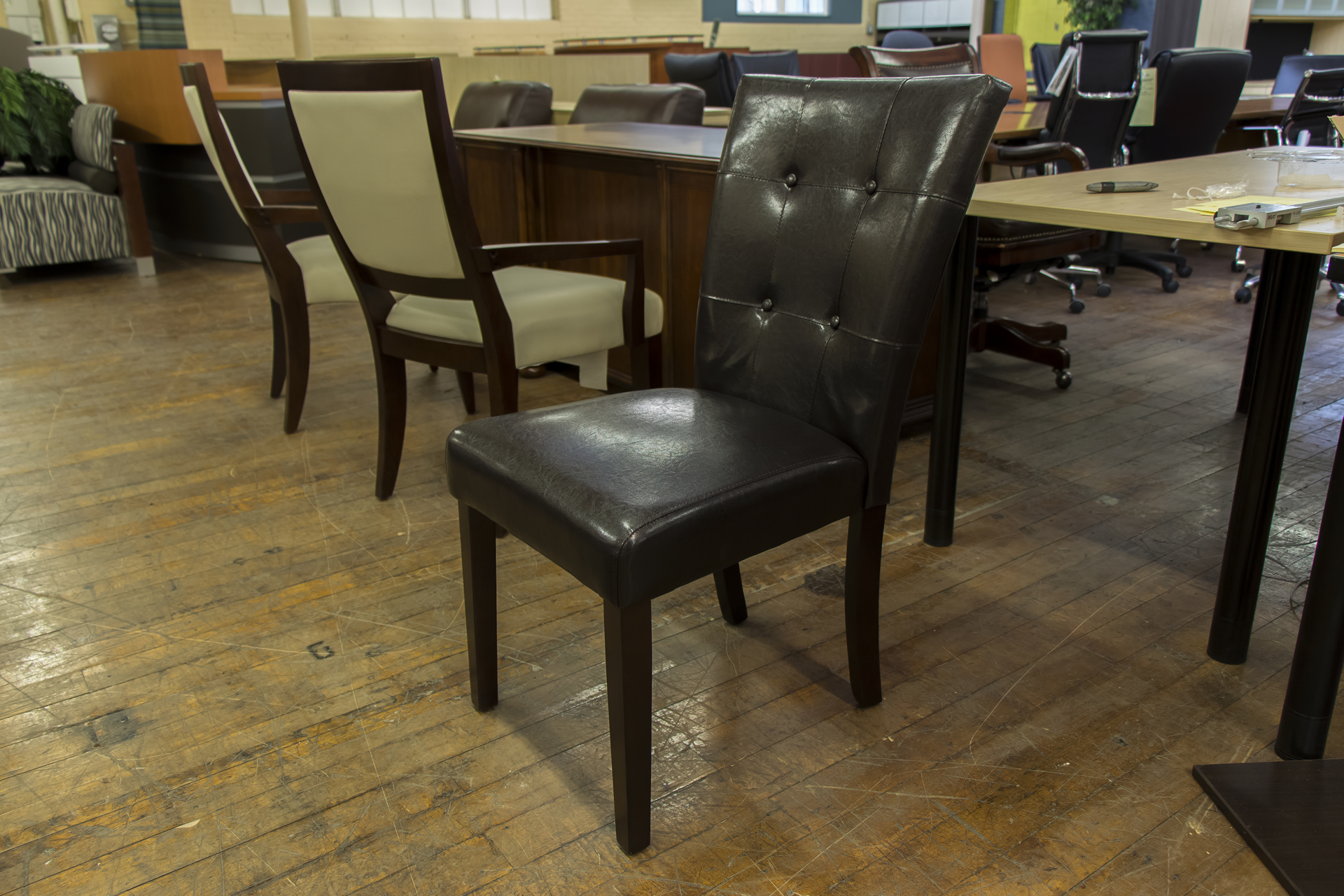 Ashley Lacey Upholstered Side Chairs Peartree Office Furniture
