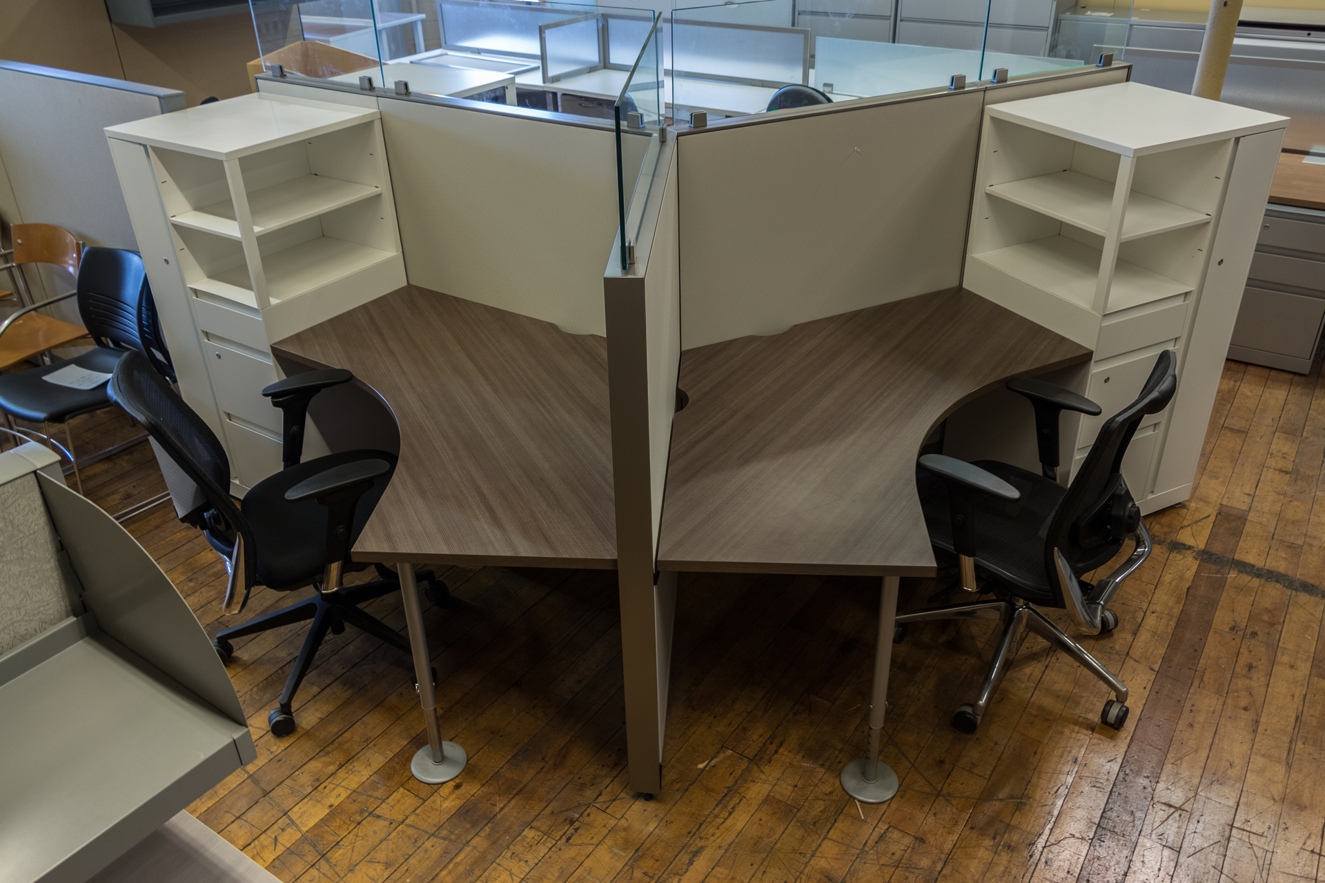 Steelcase Answer 3 Pod Workstations O Peartree Office Furniture