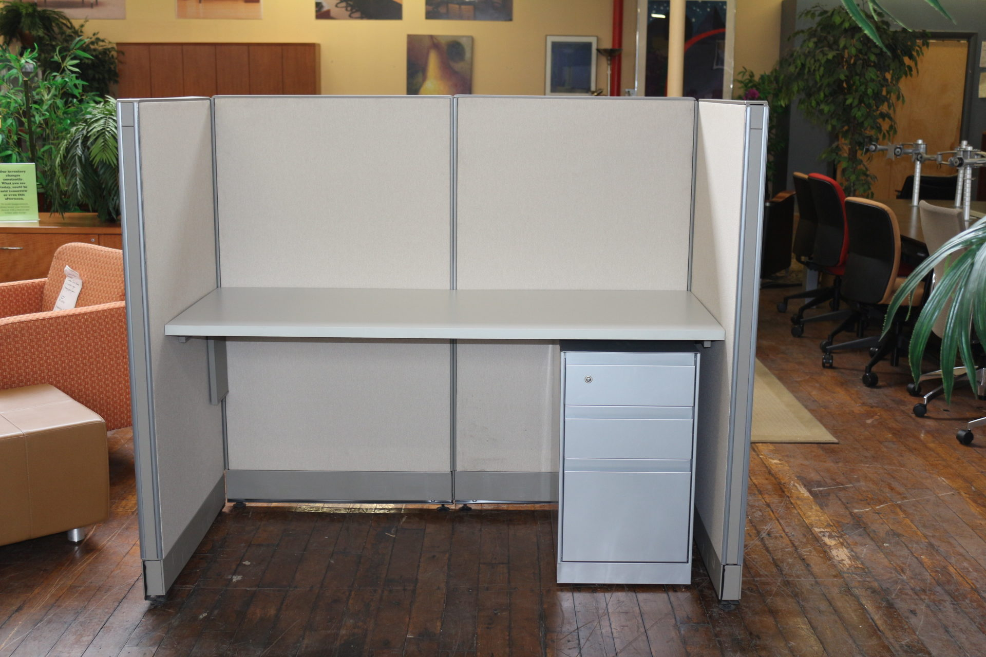 Steelcase Call Center Stations