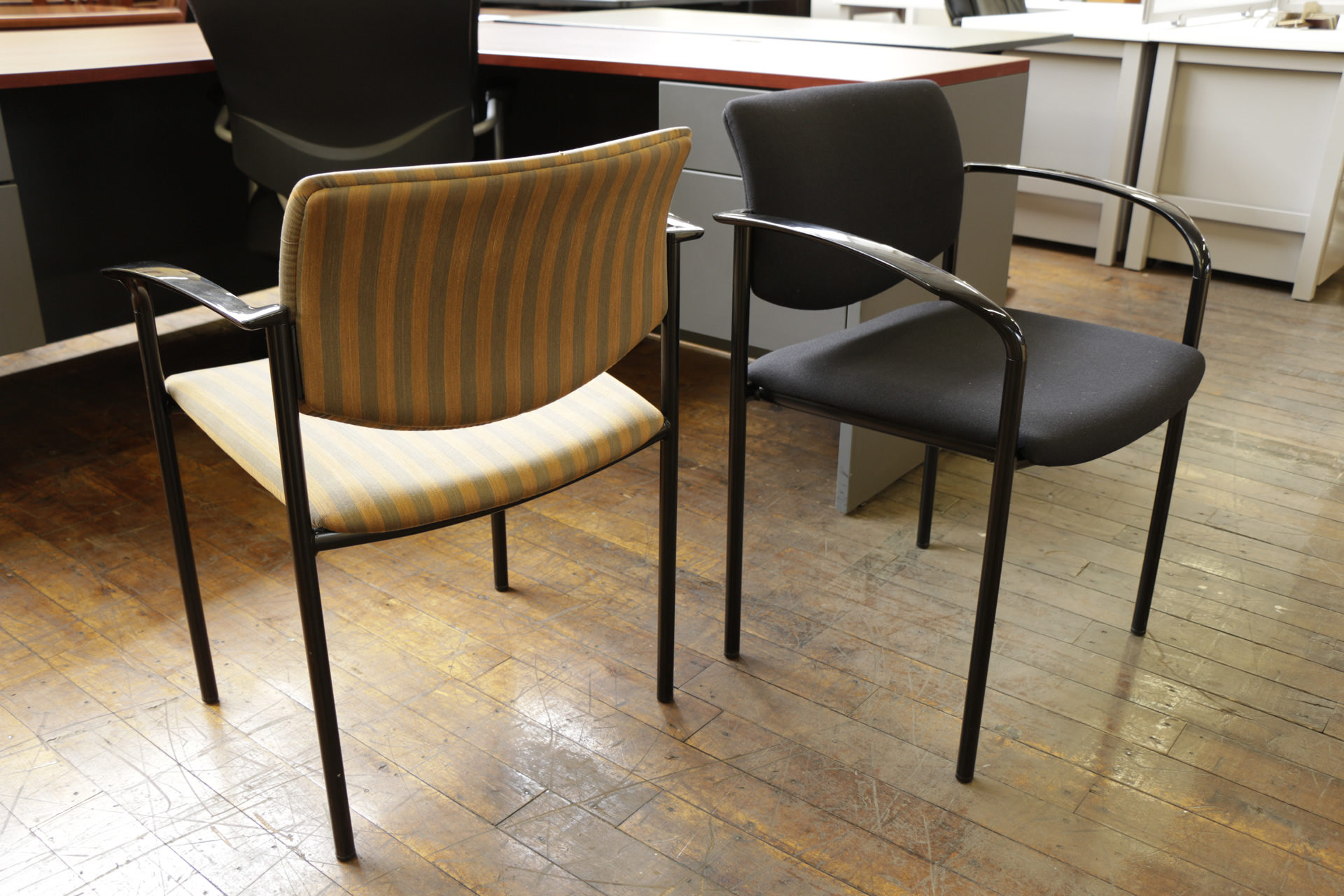 Used Steelcase 'Player' Stack/Side Chairs