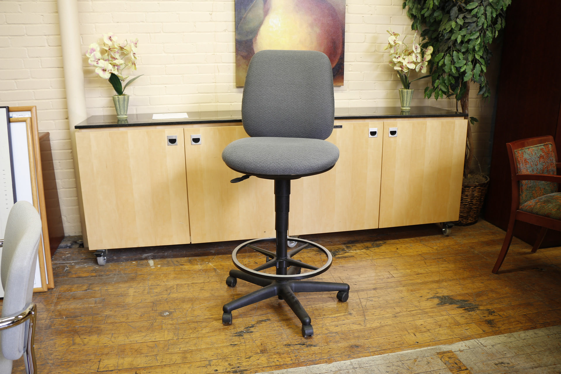 Assorted Drafting Stools