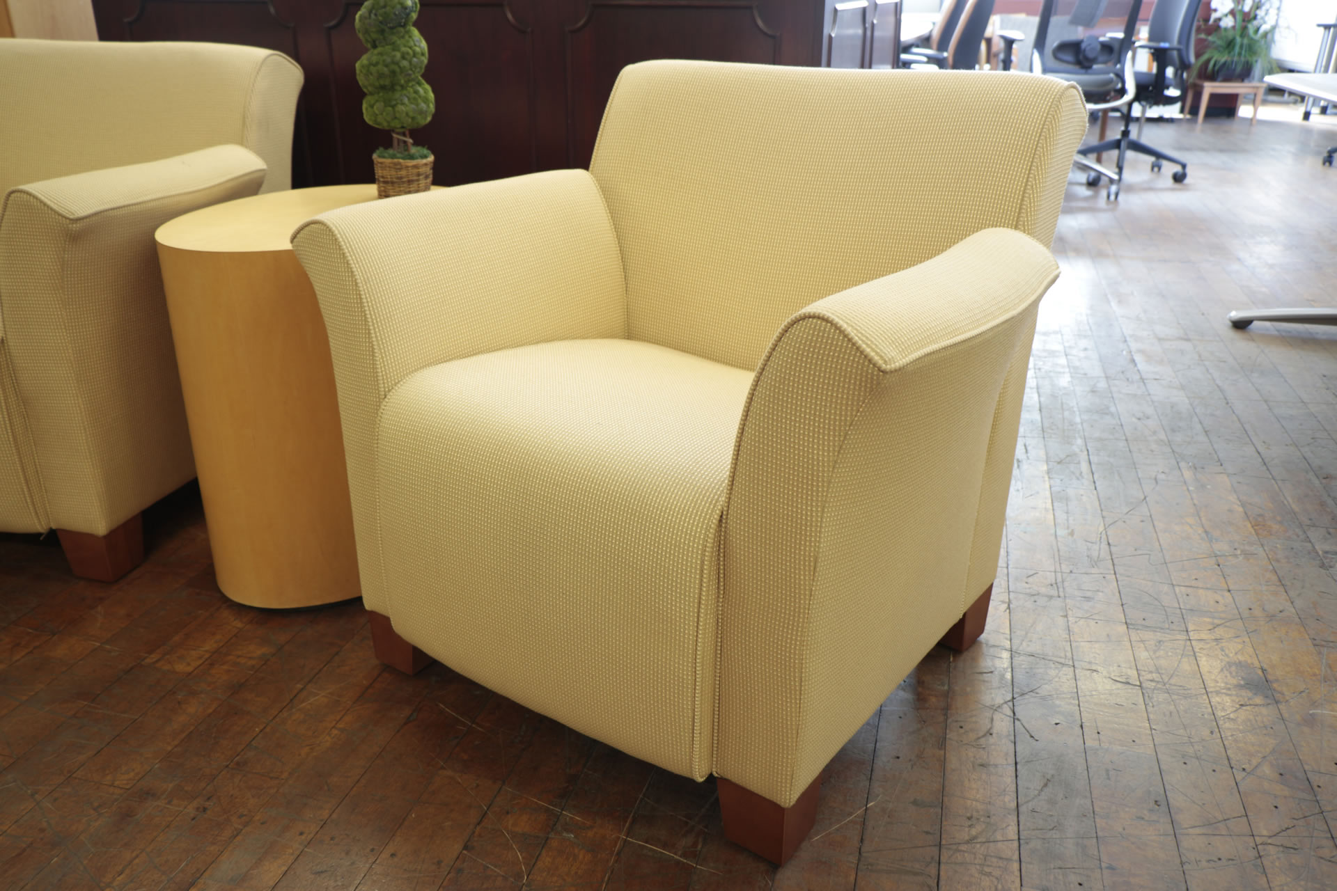 Turnstone Jenny Lounge Chairs • Peartree fice Furniture