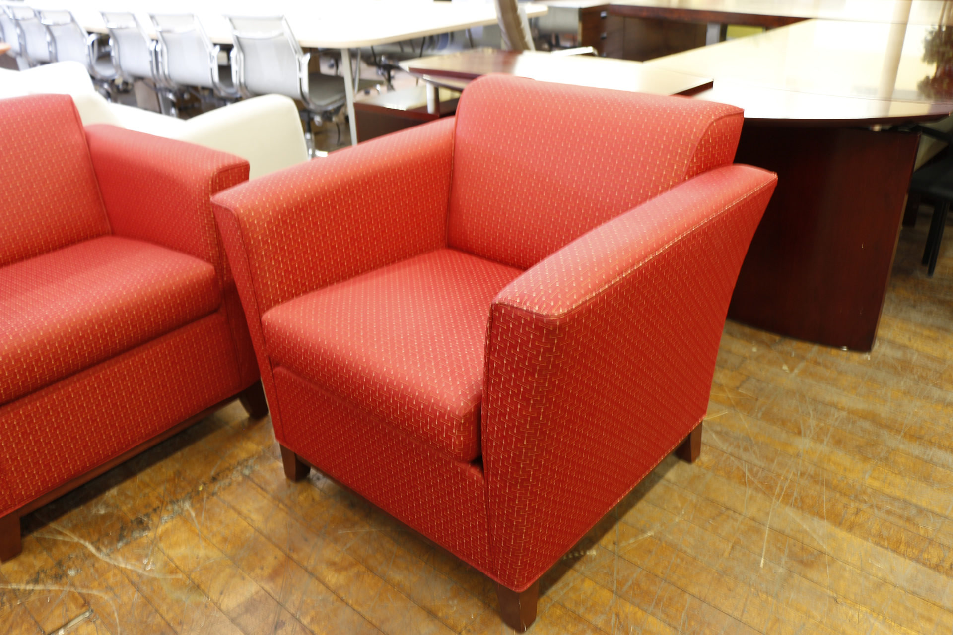 National Monterrey Club Chairs