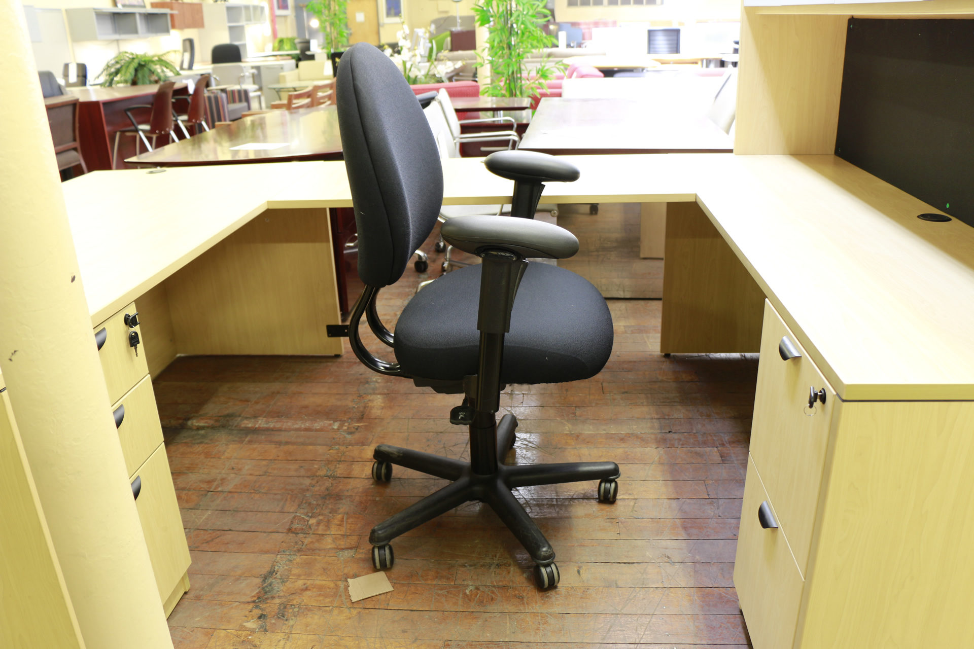 Steelcase Criterion Plus Chairs