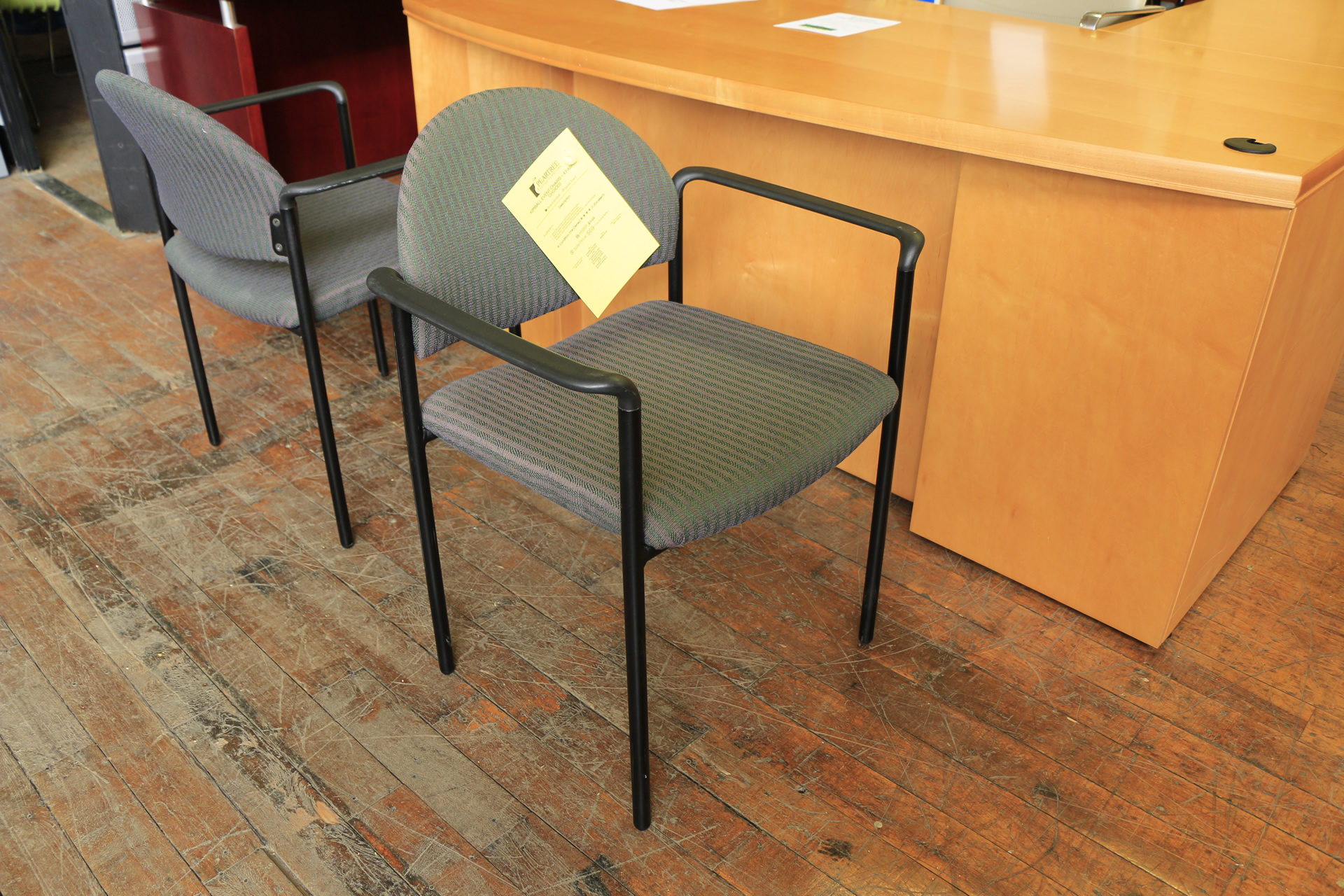 Kimball Event Chairs – 5 Fabric Choices