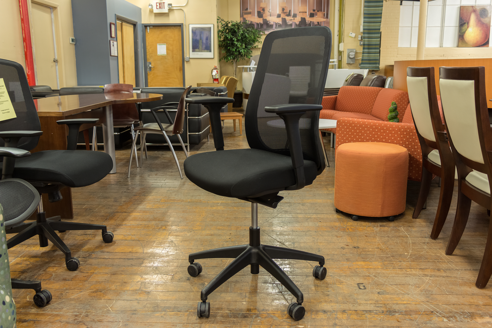 Ais Bolton Mesh Back Task Chairs Peartree Office Furniture