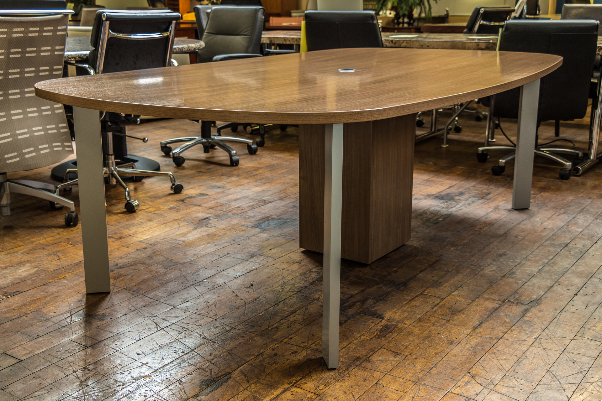 4 X 8 Conference Table Rectangular