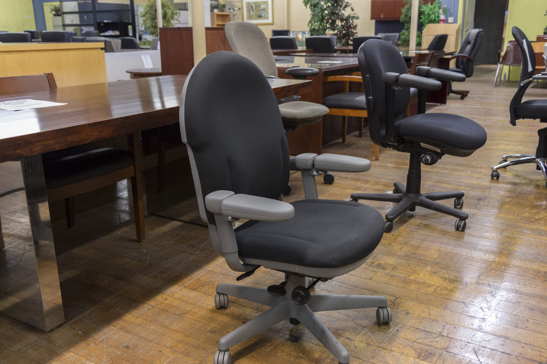 Steelcase Drive Multi-function Task Chairs