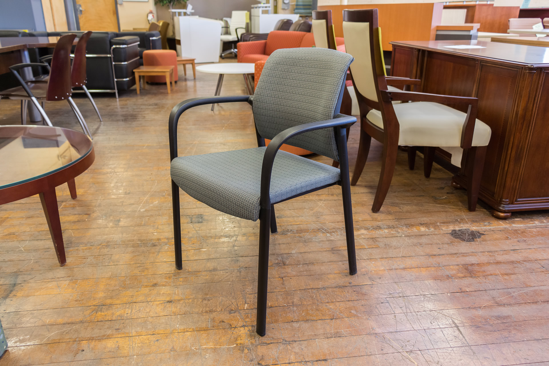 Allsteel Relate Side Chairs Peartree Office Furniture