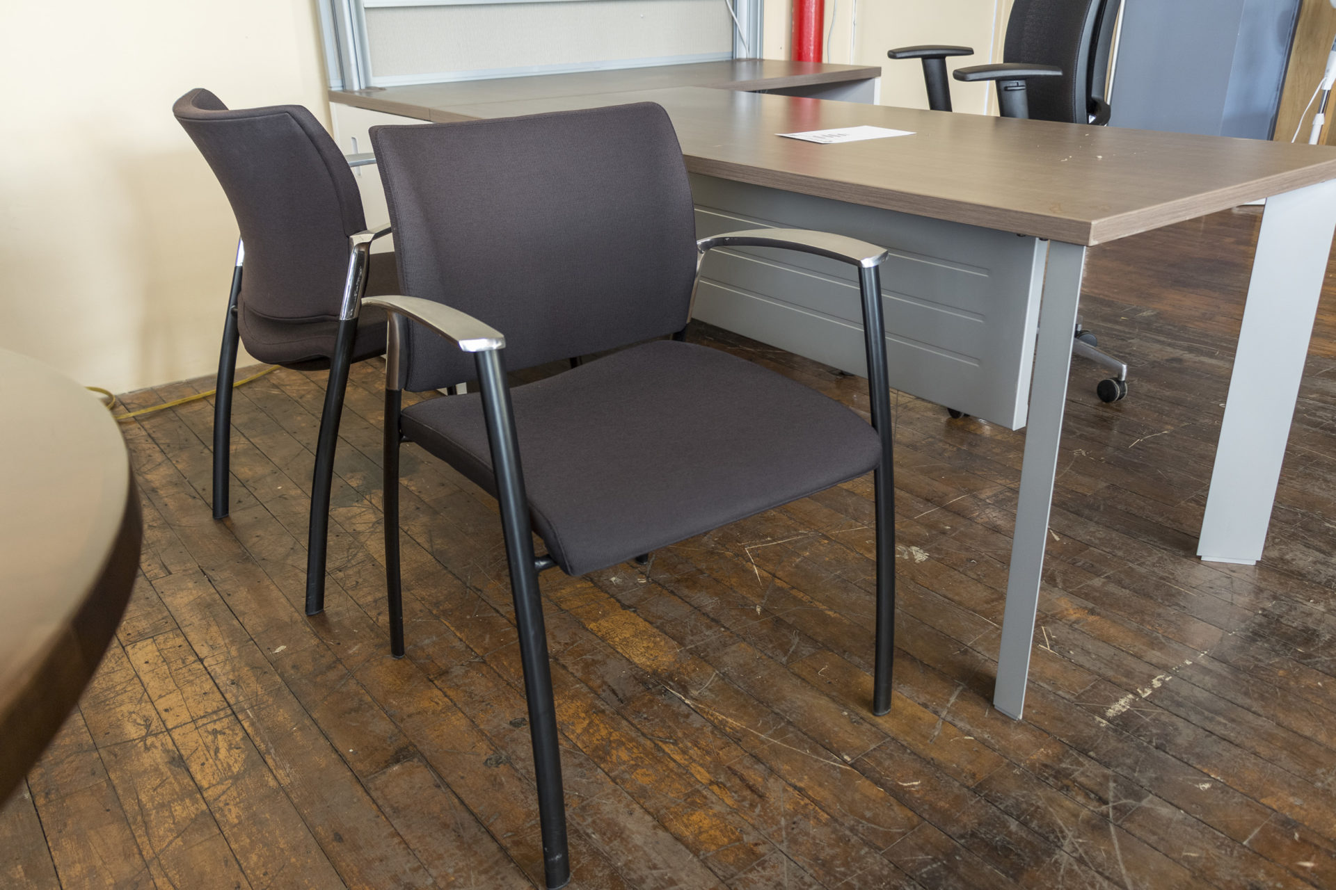 Teknion Sitara Stackable Guest Chairs Peartree Office