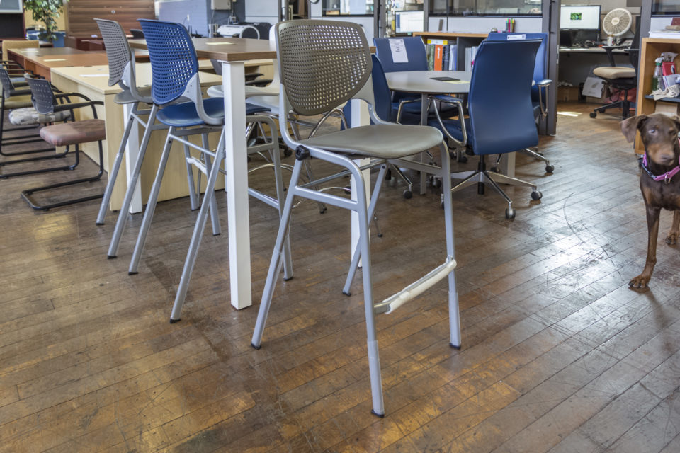Peartree PolyStack Stools