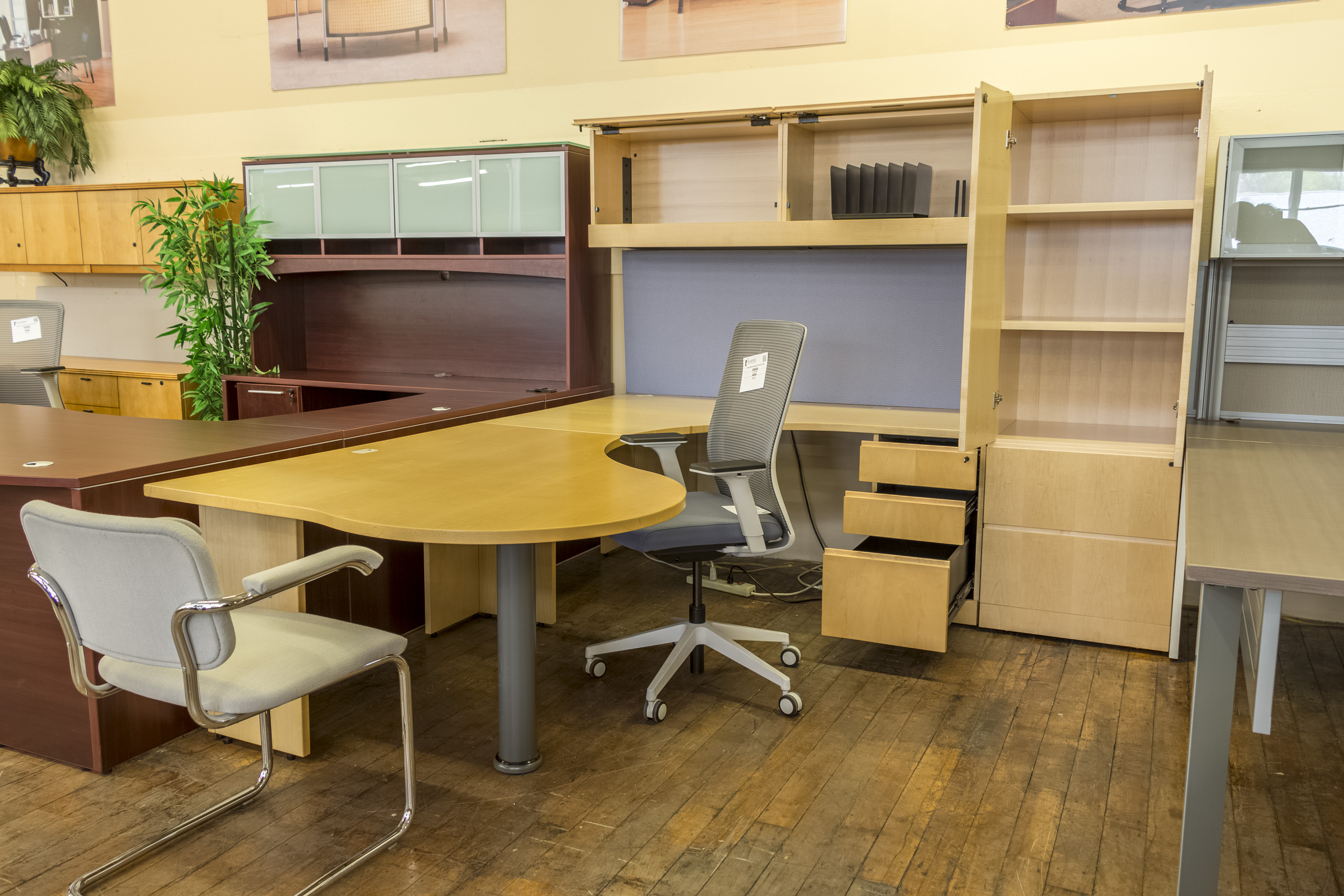 knoll reff maple private office suites peartree office