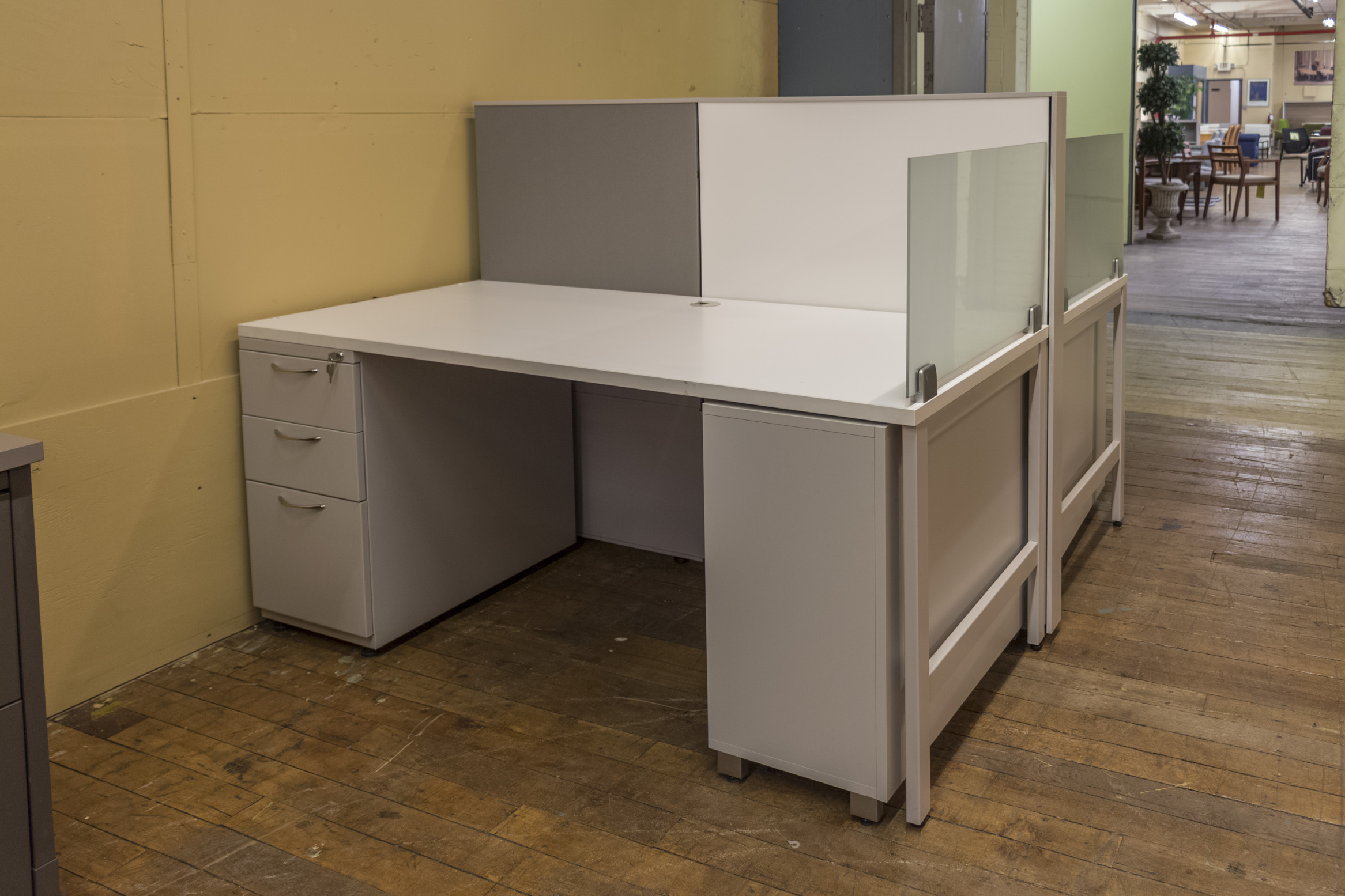 Ais Benching Systems Peartree Office Furniture