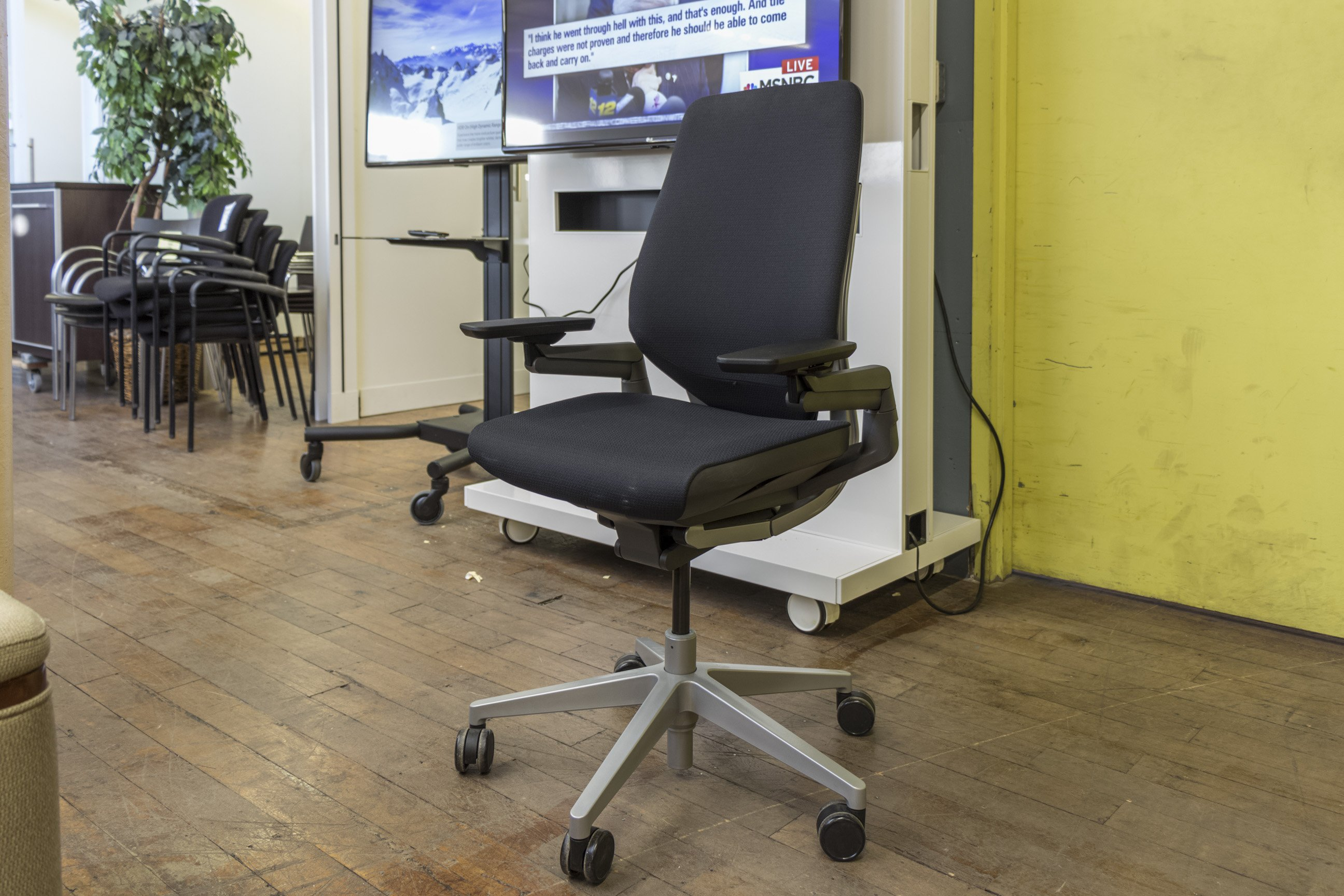 via office chairs 2. Steelcase Gesture Task Chairs Via Office 2