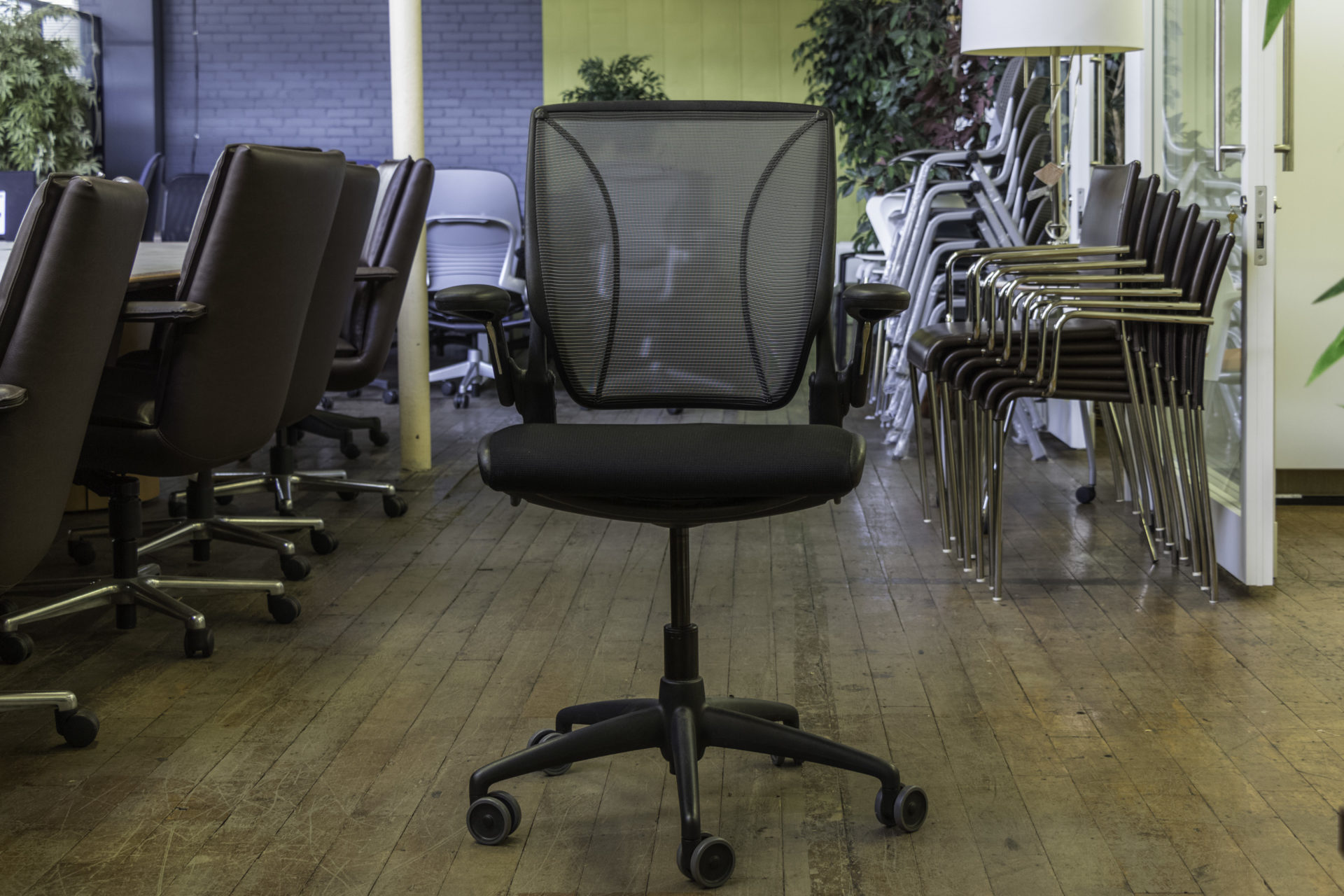 Humanscale Different World Chairs