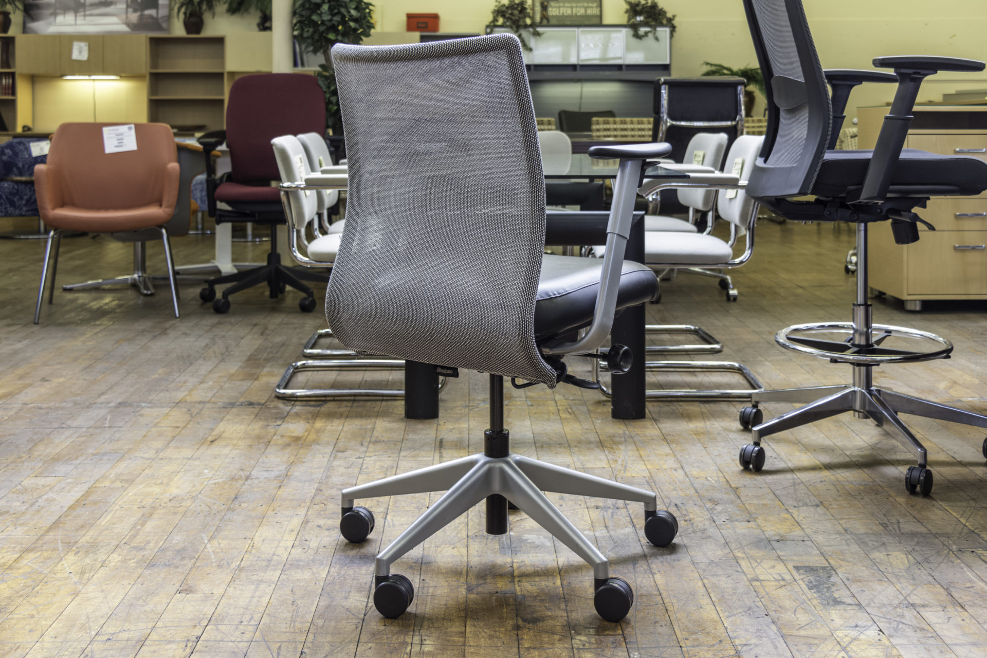 Steelcase Jersey Task Chairs