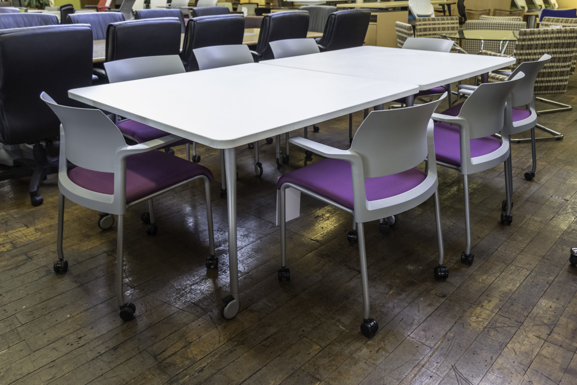Steelcase Modular Conference Table