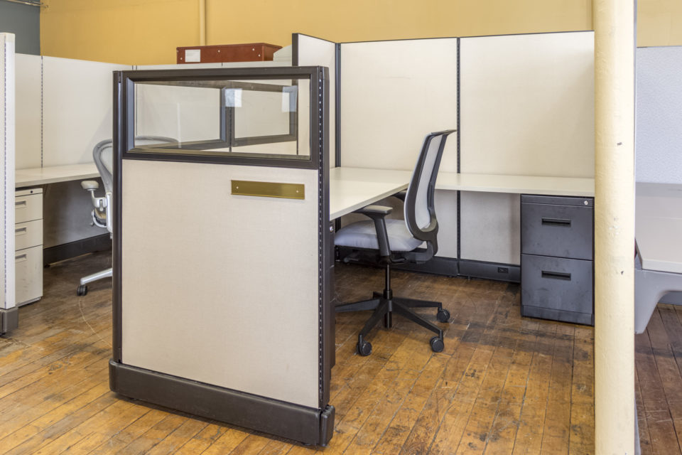 AO2 Style 6' x 7' Cubicles