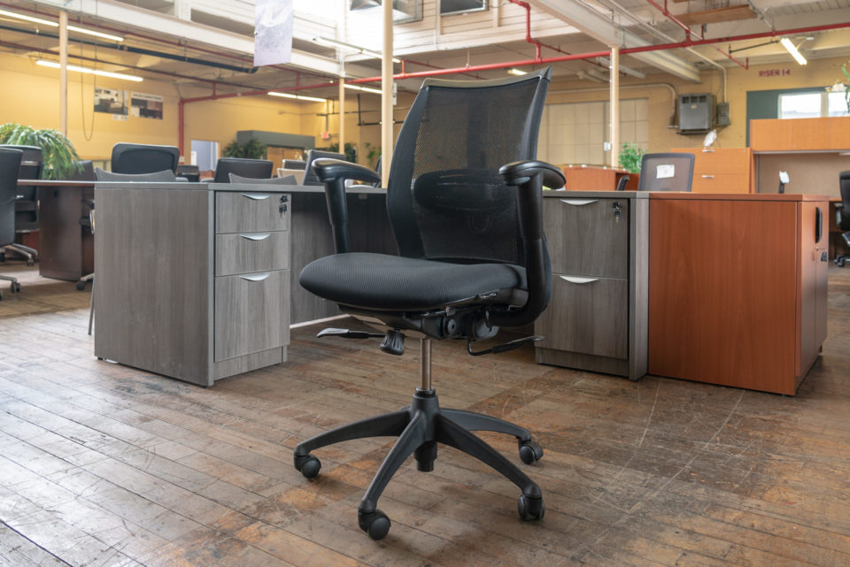 Haworth Improv SE Mesh Back Task Chairs