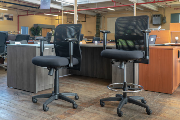 Peartree Action 720 Mesh-Back Task Chairs & Stools