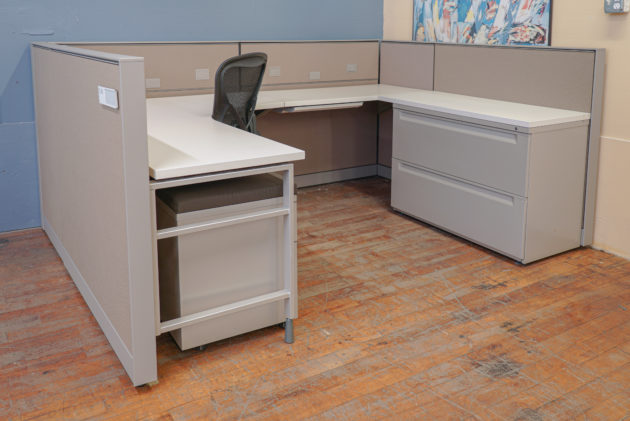 Herman Miller Vivo 6' x 8' Cubicles