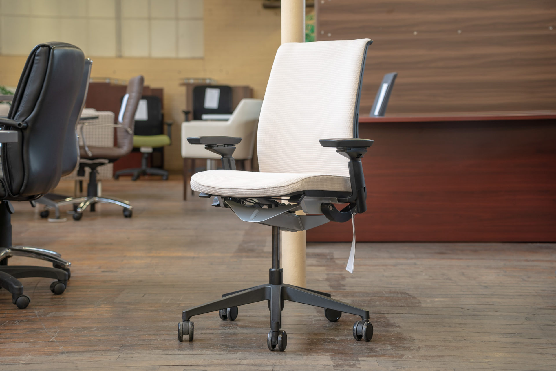 Steelcase Think V2 Task Chairs