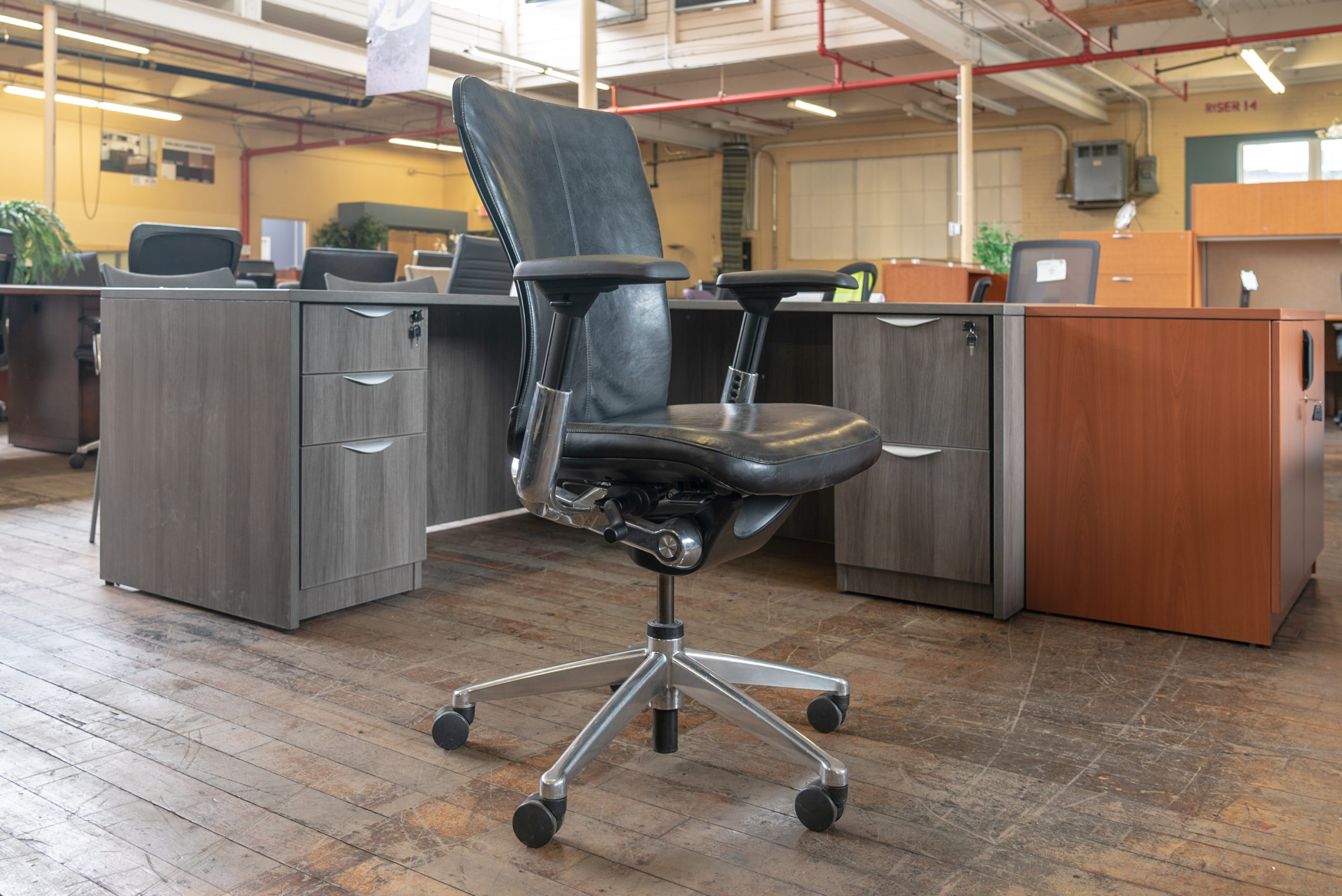 haworth-zody-executive-leather-task-chairs