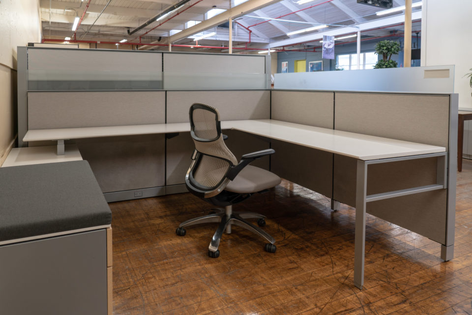 Herman Miller Canvas 6' x 8' Cubicles