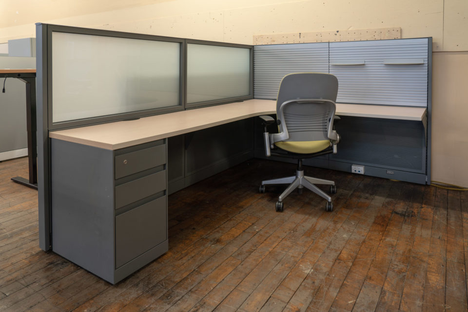 Steelcase Answer 6' x 8' Cubicles