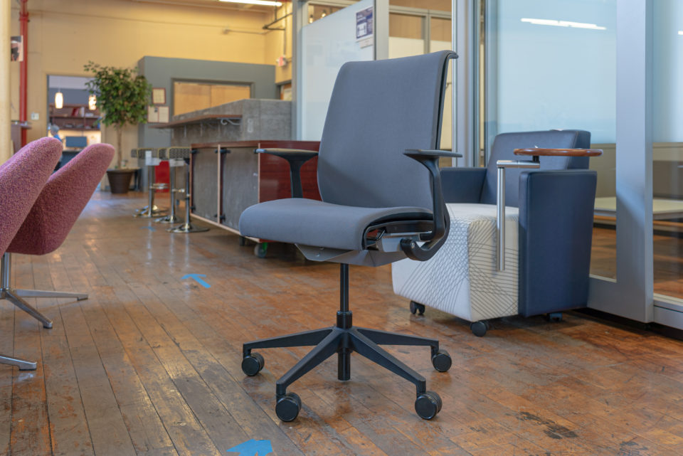 Steelcase Think V1 Conference Chairs