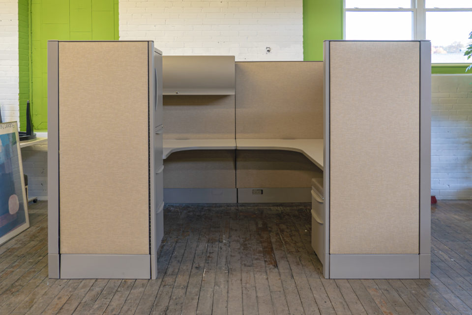 Haworth 6' x 8' Cubicles