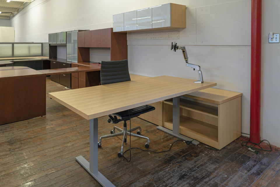 Steelcase Impact Executive Office Desks