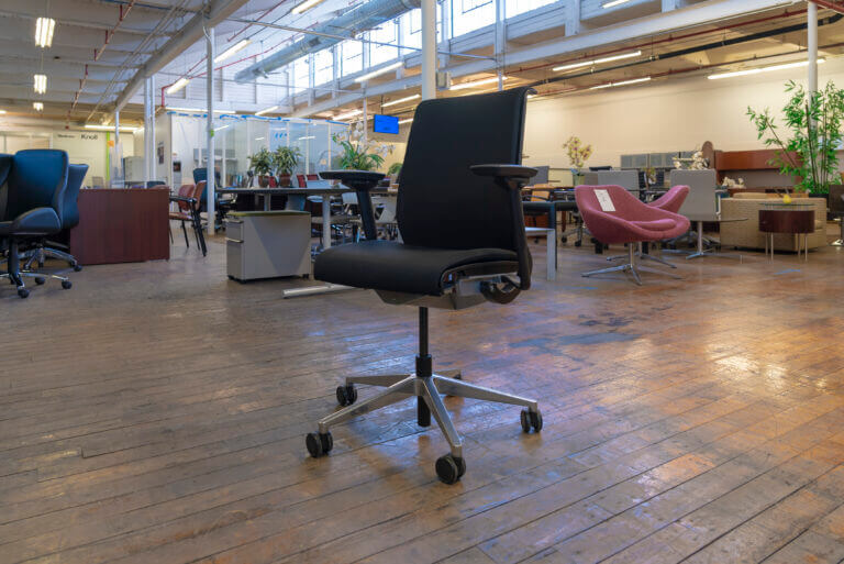 Steelcase Think V1 Task Chairs