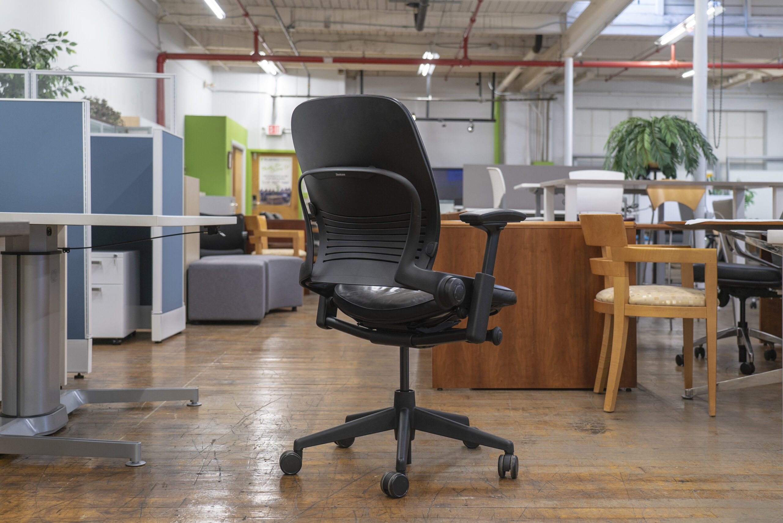 steelcase-leap-v2-leather-task-chairs
